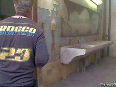 Hinter den Kulissen mit der Rocco Siffredi