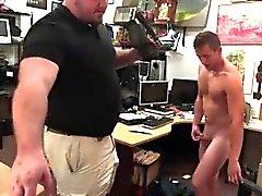 Hunky homoille shortsit galleriat ja homo- ryhmäseksi gallerian mov
