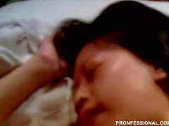Asian hostess recordeed sex tape di