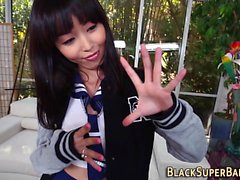 interracially baise asiatiques