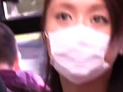 Hot Asian Amateur Fucked In Public Store