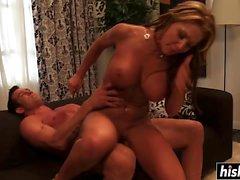 Nikki Sexx gets a nice hard pecker