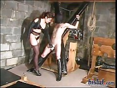 Mistress got spanked