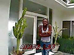 Schwarzes Transsexuelle Süße Mädchen Solo Hitze
