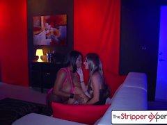 A experiência de Stripper - Jessica Jaymes & Maserati porra