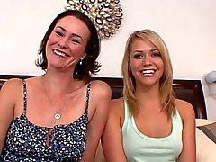 Veronica en Mia Lez