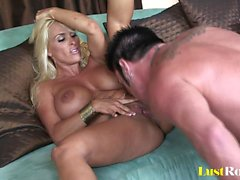 Enjoy fantastic banging with cute Holly Halston