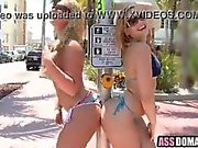 Alexis Texas and Phoenix Marie Perfect Asses