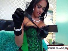 FirstClassPOV Kimberly Kendall sucking a big dick,big boobs