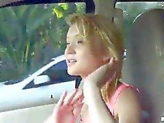 Dakota Skye - Public Fick und mit Sperma im Gesicht Gehen