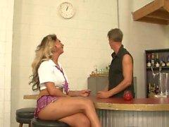 Erotiska Tranny Ass Worship - scen 2