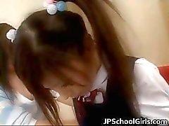 Extremamente quentes colegiais japonesas Part5