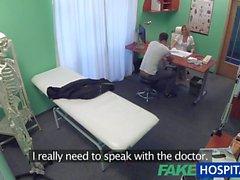 FakeHospital paziente scopa la sua infermiera sexy del