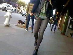 BootyCruise: Asian Babes Leg 12 Kunst - Enge Jeans & Heels
