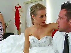 красивый невестой