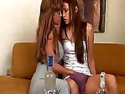 Lesbian Seduction Celeste Star & Jewels Jade