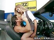 Brazzers - Grandes mamas no trabalho - Brynn Tyler e Tommy Gunn - S