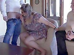 Matura francesi Giulia un`orgia in calze a