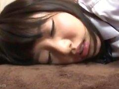 Aasian amatööri japanilainen AV-näyttelijä alasti seksiä seksiä