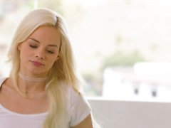 BLACKED Elsa Jean Cant Keep Her Hands Off BBC