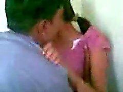 sexo menina com um menino