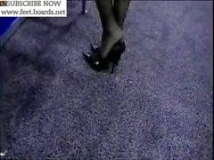 pantyhose,stocking,nylon,feet,toes,soles,legs,shoes,footjob,233-554L