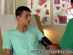 comedores de universidad Gays de espermas primera vez Ahora ya que el médico wasn '