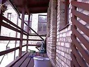 Balcony Masturbates