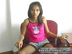 Горячие азиатские шлюха в колготках part4