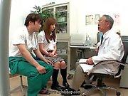 Doctor Examines Big Boobs