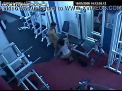Security cam gym