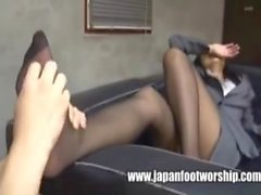 Japanese sexy tickling