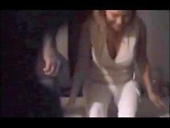 Блондинка жена межрасовая скрытая камера
