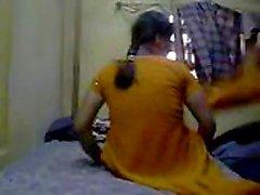 Indian Girl tem o sexo