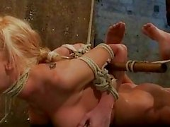 Sizzling Kaylee Hilton Gets Tied...