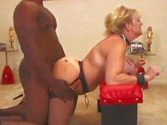 Kayla - CreamPie För Kåta Anal Whore 3