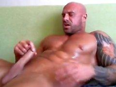 Muskel rasieren