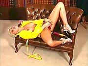 Diana Van Laar leg sex