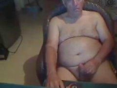 Coup de grand-père sur webcam