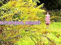 CND-010 Hayakawa Rina Grün Peinlicher Leak Während