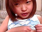 Japanse tiener deelt haar prive-video