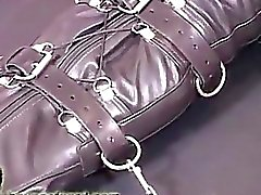Restrained slave extreme bondage!
