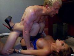 PORNFIDELITY - Madison Ivy devora Cock, toma um Creampie e Facial