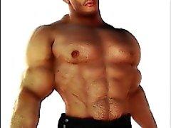3D Muskeln Herren sowie Fantastisch Boys!