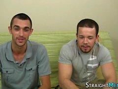 Straighties saugen und Schlepper