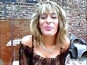 HOT FUCK #33 (The German Cougar Outdoors)