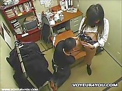 Shoplifting Girl Oral Sex