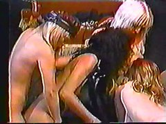 Анне Малле на лесбиянки четверку