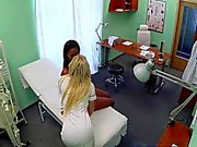 Doctor Love's Office-Wants Bigger Breasts-by PACKMANS