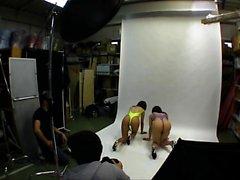 Japanische Reality BDSM Aktion Marina